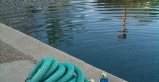 Eau trouble de la piscine : les principales raisons