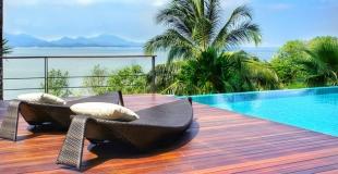 5 idées d'aménagement décoratif du pourtour de la piscine