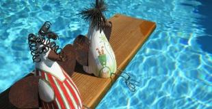 Temps d'entretien et complexité de la tâche sont-ils proportionnels à la taille de la piscine ?
