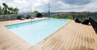 Apparition d'une fissure dans la piscine : que faire ?